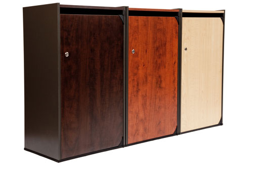 32-Gallon-Executive-Wood-Finished-Shred-Bins