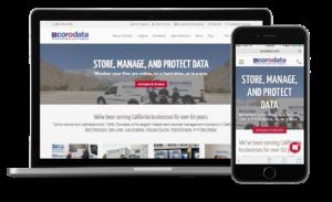 corodata website
