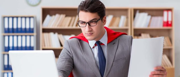 Be a hero: Get buy in for your records management program
