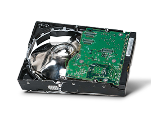 hard drive and media destruction
